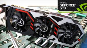 carte graphique NVIDIA GeForce GTX