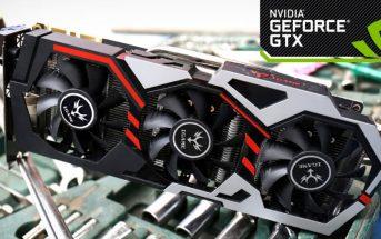 PC Gamer : promo à saisir sur les cartes graphiques NVIDIA GeForce GTX