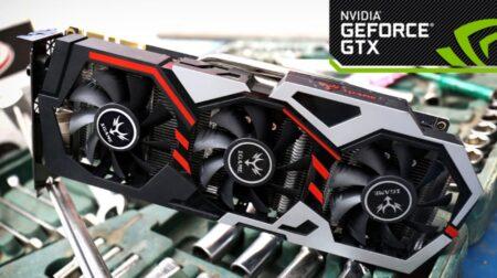 carte graphique NVIDIA GeForce GTX
