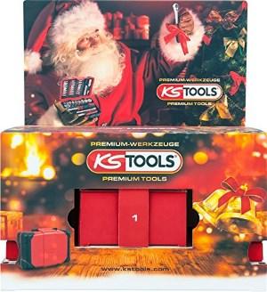le calendrier de l'avent pour adulte des outils ks tools