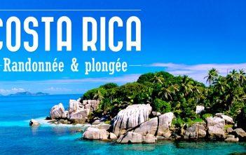 Costa-Rica : le lieu vacances idéal pour allier randonnée et plongée