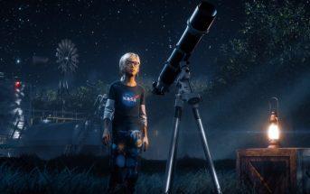 Explorers, un court-métrage idéaliste sur le futur du voyage dans l'espace