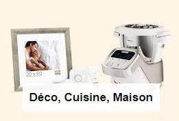 Idées de cadeaux de Noël déco, cuisine et maison