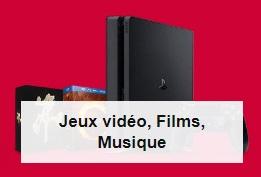 Idées de cadeaux de Noël jeux-vidéo, films et musique