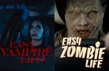 La pub halloween Renault avec des vampires et un zombie