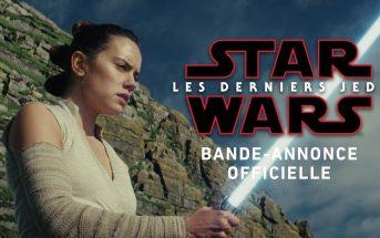 Star Wars VIII, Les Derniers Jedi : enfin la 1ère bande annonce !