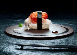 Retouche d'image : des femmes transformées en sushis humains !