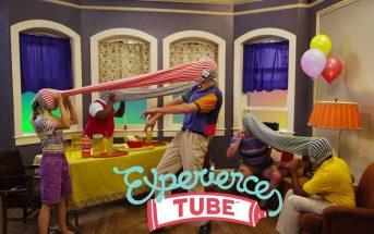 The Experience Tube : un gadet WTF pour recréer du lien dans la vie réelle