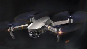 droneDJI Mavic Pro Platinum