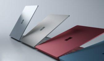 Microsoft Surface Laptop : promotion cyber monday
