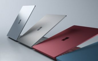 Cyber Monday : l'ultrabook Microsoft Surface Laptop à 919€ !