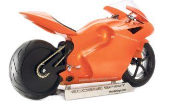 Moto Ecosse ES1 Superbike