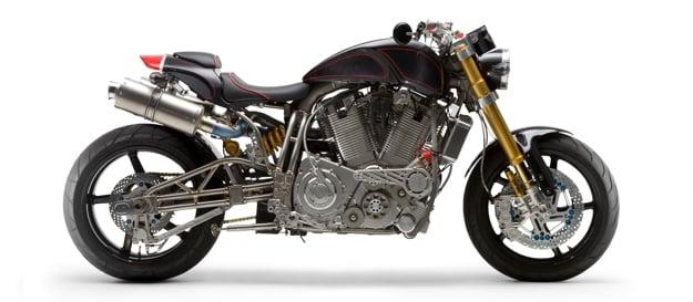Moto Ecosse Titanium Series FE Ti XX