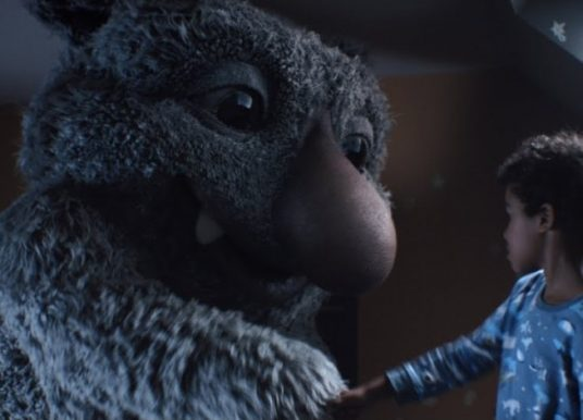 Pub de Noël 2017 : le monstre de John Lewis va vous faire fondre