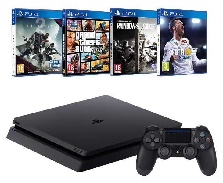 PS4 Slim black friday