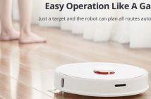 Xiaomi roborock S50 robot aspirateur