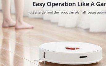 🔥 Code promo soldes : le robot aspirateur Roborock S50 à 309€