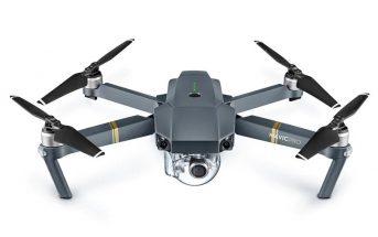 Code promo : le drone DJI Mavic Pro à 695€ et Platinum à 835€ !