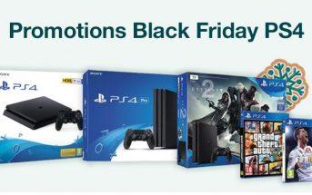 Promo Cyber Monday PS4 : les meilleures réductions sur la Playstation 4