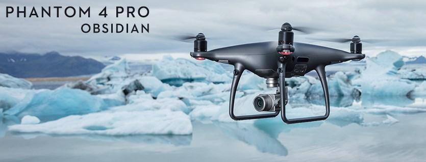 DJI PHANTOM 4 PRO obsidian drone