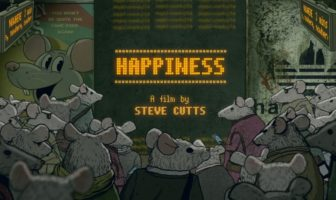 Happiness - Steve Cutts