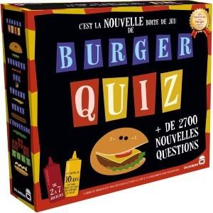 Jeux de société Burger Quiz