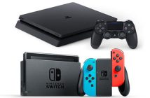 Nintendo Switch PS4