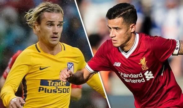 Philippe et Coutinho Antoine Griezmann, un transfert au FC Barcelone lors du mercato d'hiver 2018 ?