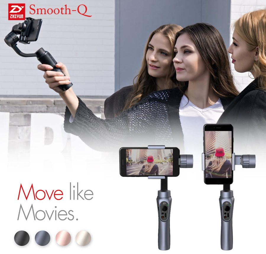 Zhiyun Smooth Q - selfie