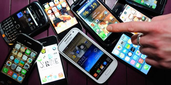 achat galaxy S8 : revente d'ancien téléphone