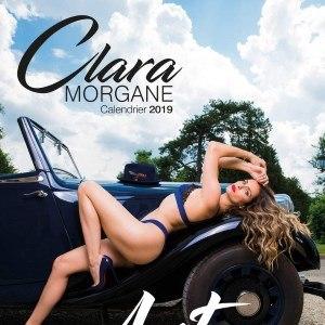 Calendrier mural Clara Morgane 2019