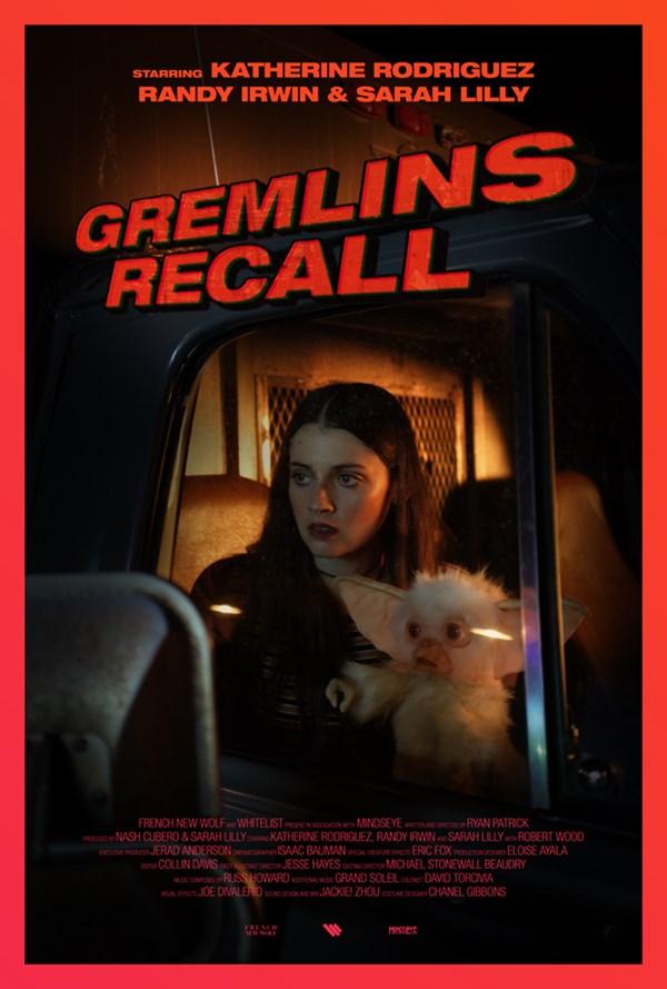 gremlins: recall - affiche du fan-film