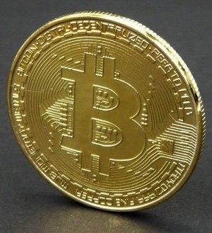 vraie pièce bitcoin
