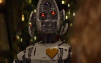 Noël 2117 : la pub Edeka sur un robot qui recherche l'amour des hommes