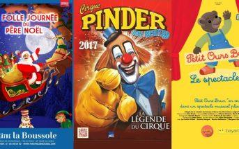 3 spectacles pour enfant à voir sur Paris pendant les fêtes
