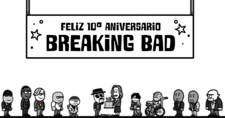 10 ans breaking bad