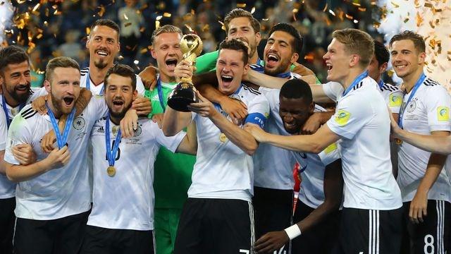 Allemagne équipe favorite de la coupe du monde 2018