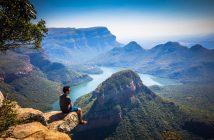 Le Blyde River Canyon en Afrique du Sud