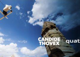 quattro 2 : le ski trip sans neige de Candide Thovex à travers le monde