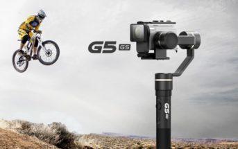Code promo soldes : le stabilisateur FeiyuTech G5GS pour caméra Sony à 194€