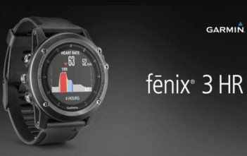 Garmin Fenix ​​3 HR