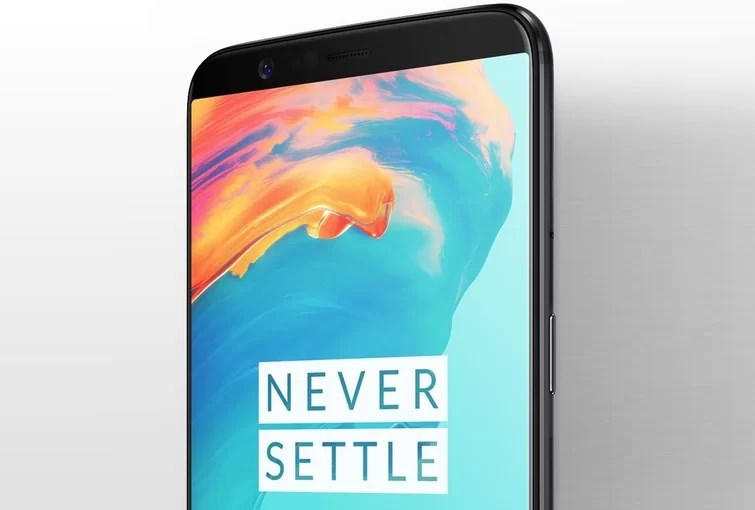 OnePlus 5T : écran borderless