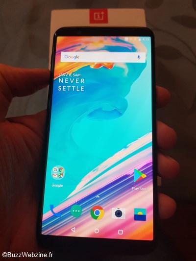 OnePlus 5T test buzzwebzine