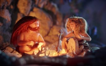 Tinder raconte l'histoire des rencontres amoureuses en animation