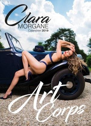 calendrier sexy Clara Morgane 2019