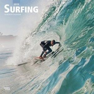 Le calendrier du surf 2019