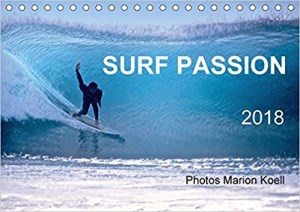 calendrier surf passion 2018