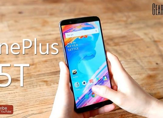Avis & test du OnePlus 5T : 5 raisons de craquer pendant les soldes !