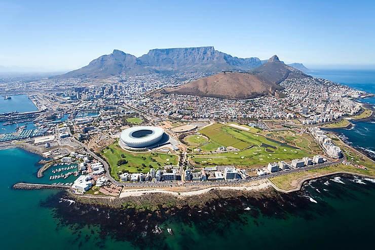 le cap / Cape town - Afrique du Sud