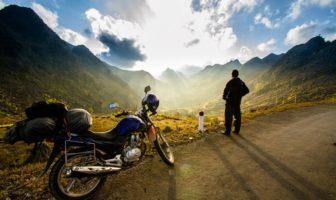 moto Ha Giang Vietnam